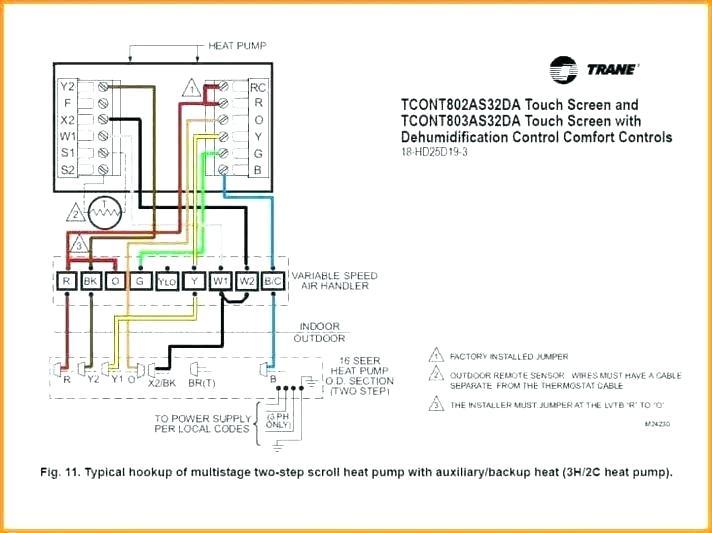 Goodman Package Heat Pump Wiring Diagram