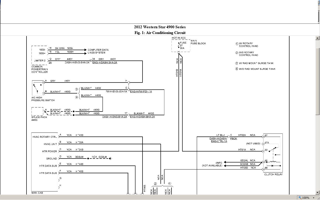 Excellent Western Star Fuse Box Diagram Basic Electronics Wiring Diagram Wiring Cloud Xortanetembamohammedshrineorg