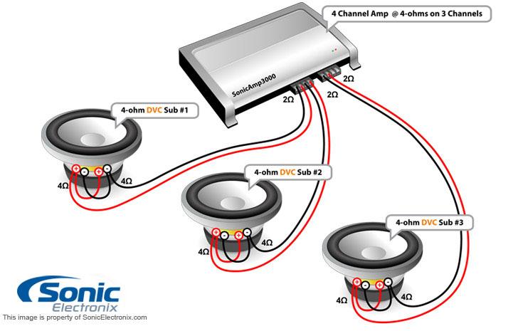 Alpine Type X Sub Wiring Diagram