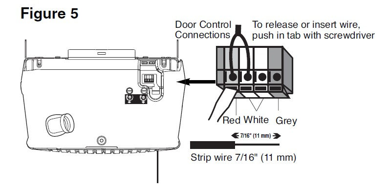 Hd 6692 Liftmaster Safety Sensor Wiring Download Diagram