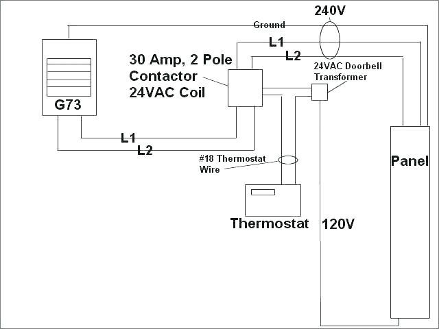 Modine Garage Heater Wiring Diagram