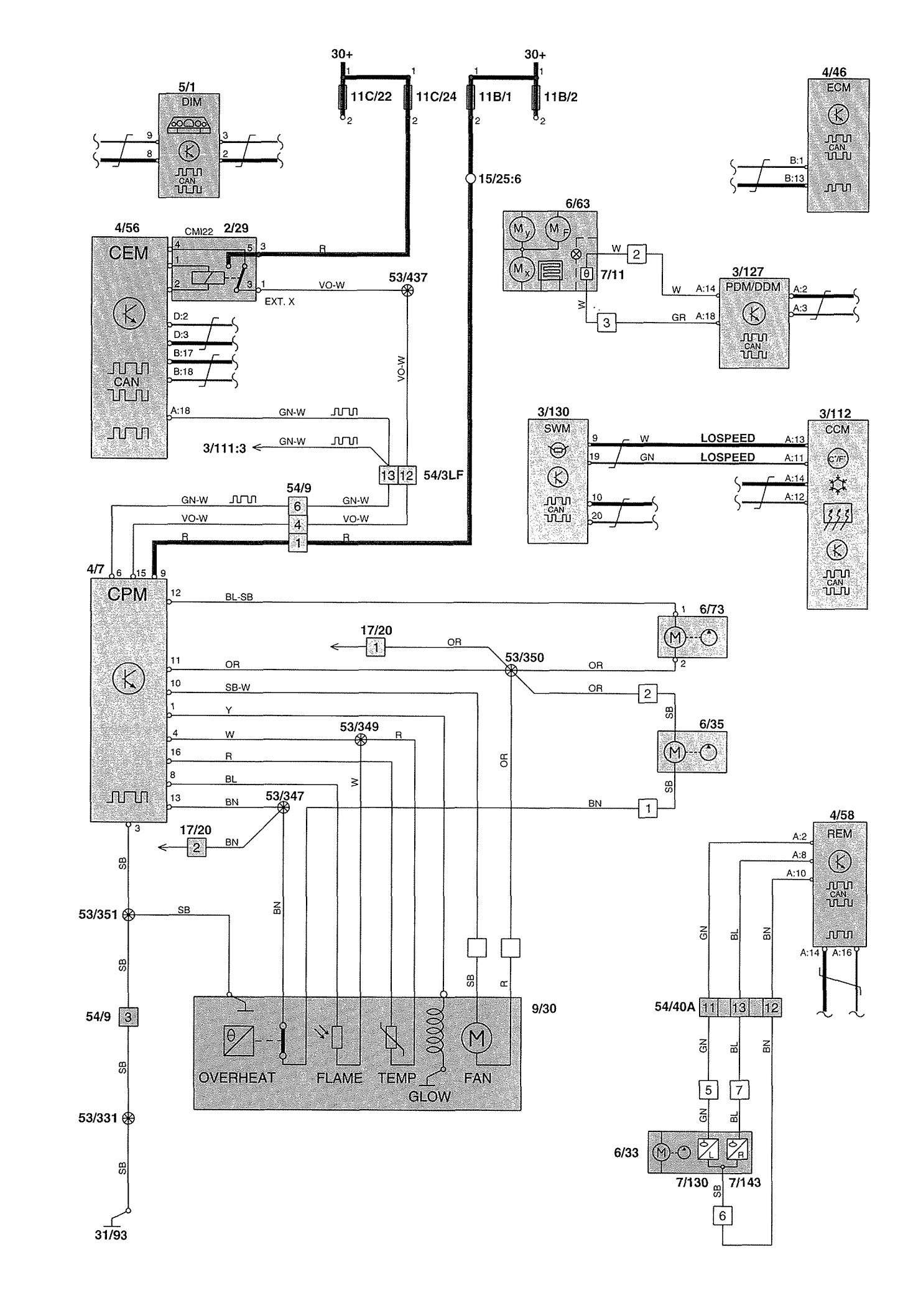 WE_4908] Wiring Diagram For Volvo Xc90 Download Diagram 2004 Volvo Xc90 Headlight Wiring Diagram Inki Gue45 Mohammedshrine Librar Wiring 101