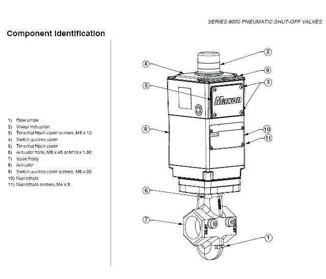 maxon gas valve wiring diagram  schematic wiring diagram