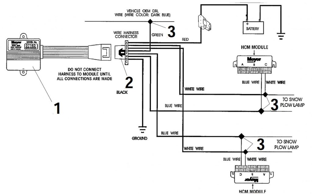 meyer md2 wiring diagram 6 way switch wiring diagrams