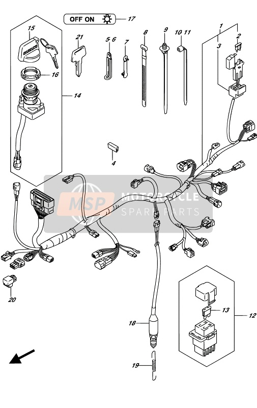 Suzuki Ltz 400 Wiring Diagram
