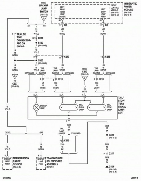 Dodge Brake Light Wiring Diagram - Under Dash Fuse Relay Box for Wiring  Diagram SchematicsWiring Diagram Schematics