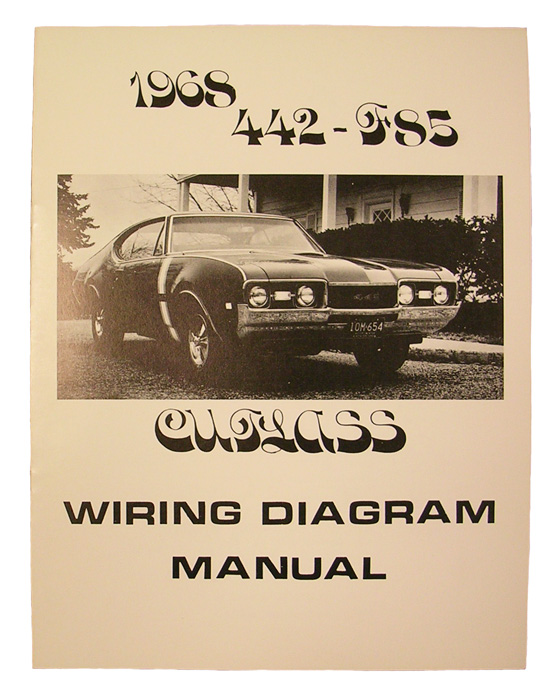 Wiring Diagram 1969 Oldsmobile 442
