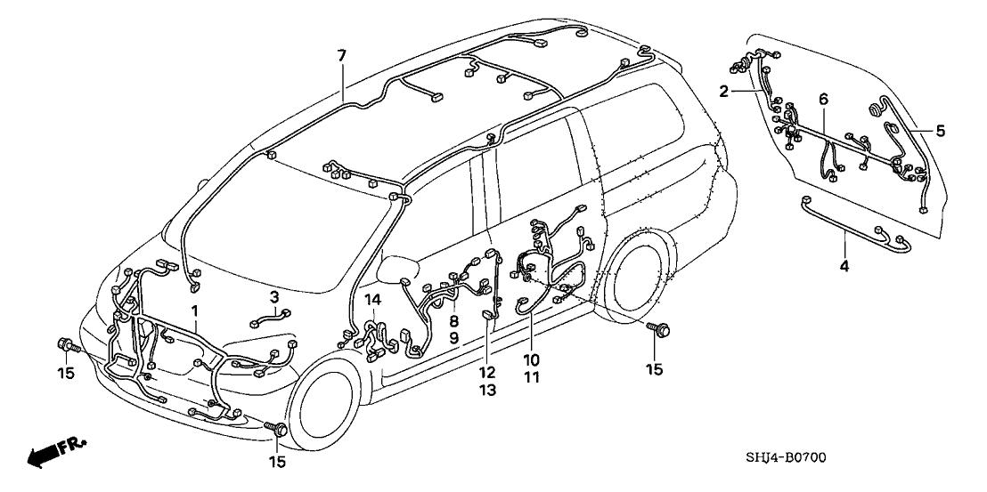 [DIAGRAM_5NL]  VA_9169] Wiring Harness For Honda Odyssey Download Diagram | 2007 Honda Odyssey Trailer Wiring |  | Momece None Jebrp Mohammedshrine Librar Wiring 101
