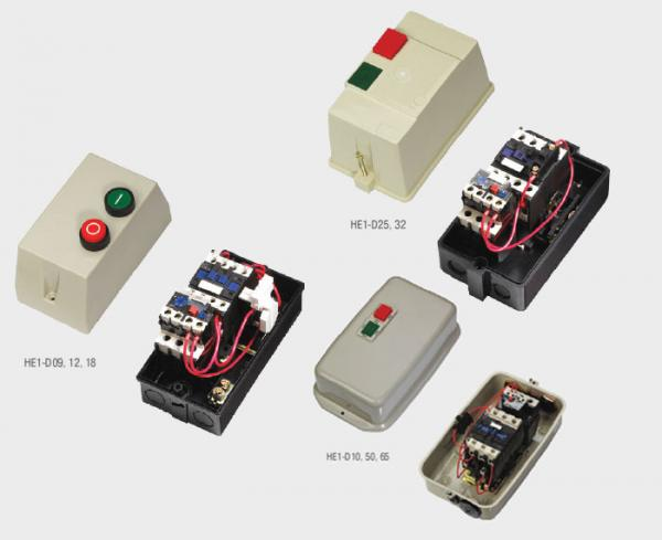 Pleasing 3 Phase Electrical He1 D Magnetic Motor Starter Switch For Home 220V Wiring Cloud Monangrecoveryedborg