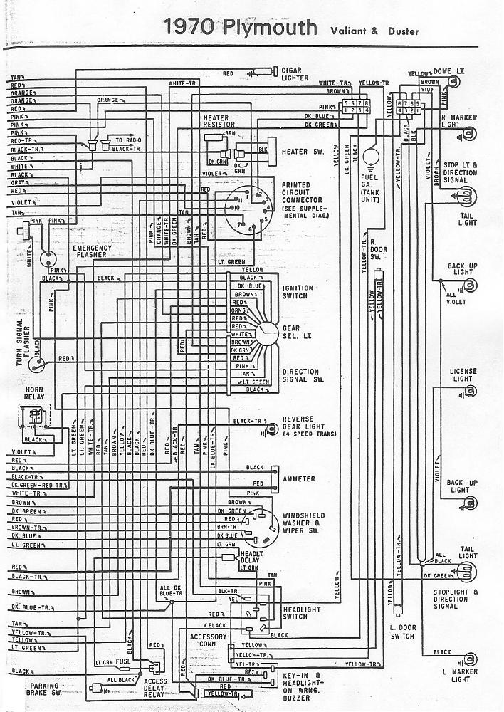 Sensational 1970 Plymouth Wiring Diagram Basic Electronics Wiring Diagram Wiring Cloud Mousmenurrecoveryedborg
