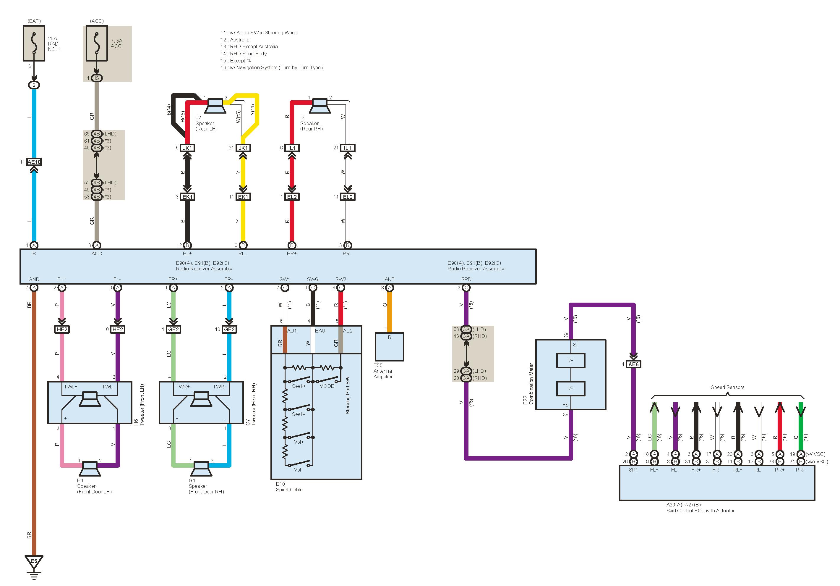 Fantastic 2001 Toyota Corolla Wiring Diagram Wiring Diagram Database Wiring Cloud Eachirenstrafr09Org
