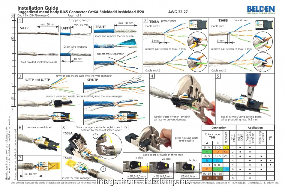 Awe Inspiring Cat 5E Vs 6 Wiring Diagram Top The Trench To Punch Down Cat5E Cat6 Wiring Cloud Timewinrebemohammedshrineorg