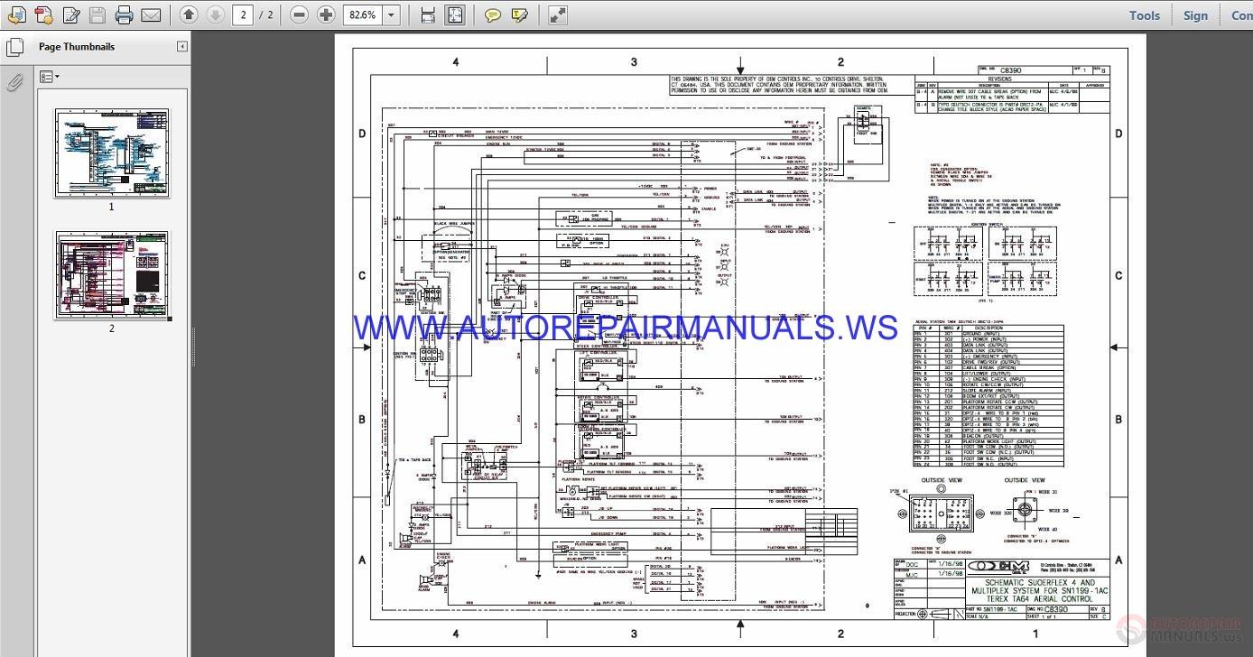 ln_5976] terex ignition switch wiring diagram schematic wiring  rdona heeve mohammedshrine librar wiring 101