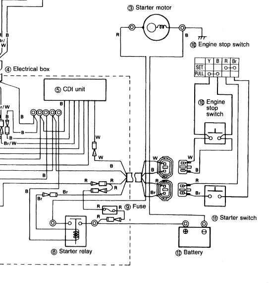 96 yamaha blaster wire diagram -2007 ford mustang fuse box | bege place wiring  diagram  bege place wiring diagram