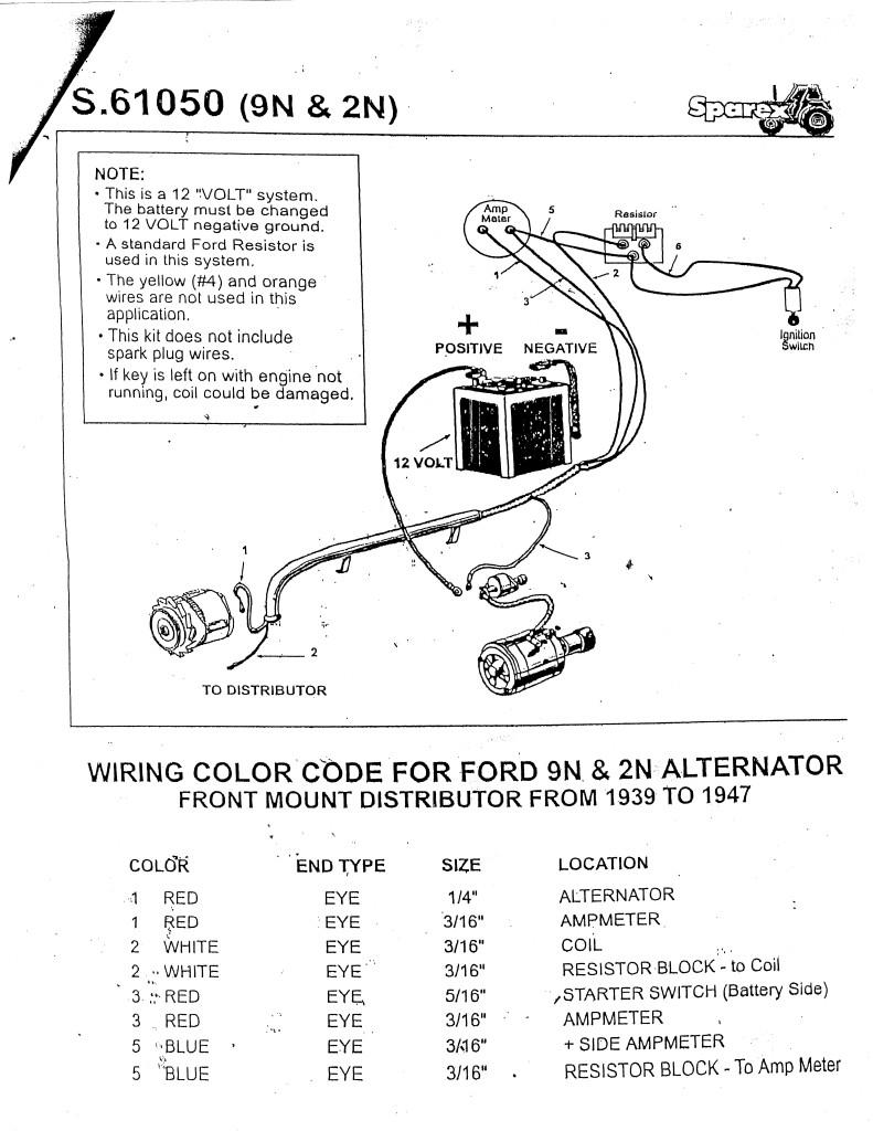 XA_0567] Alternator Wiring Ford Tractor Alternator Wiring Diagram Wiring  ImgsNedly Benkeme Mohammedshrine Librar Wiring 101