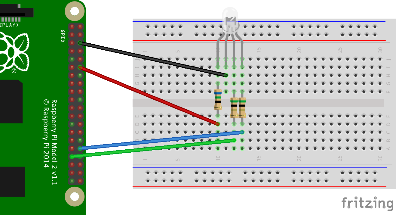Fantastic How To Use An Rgb Multicolor Led With Pulse Width Modulation Pwm Wiring Cloud Lukepaidewilluminateatxorg