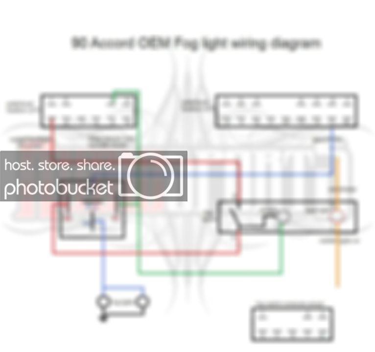 Stupendous Oem Fog Light Wiring Diagram Cb7Tuner Forums Wiring Cloud Filiciilluminateatxorg