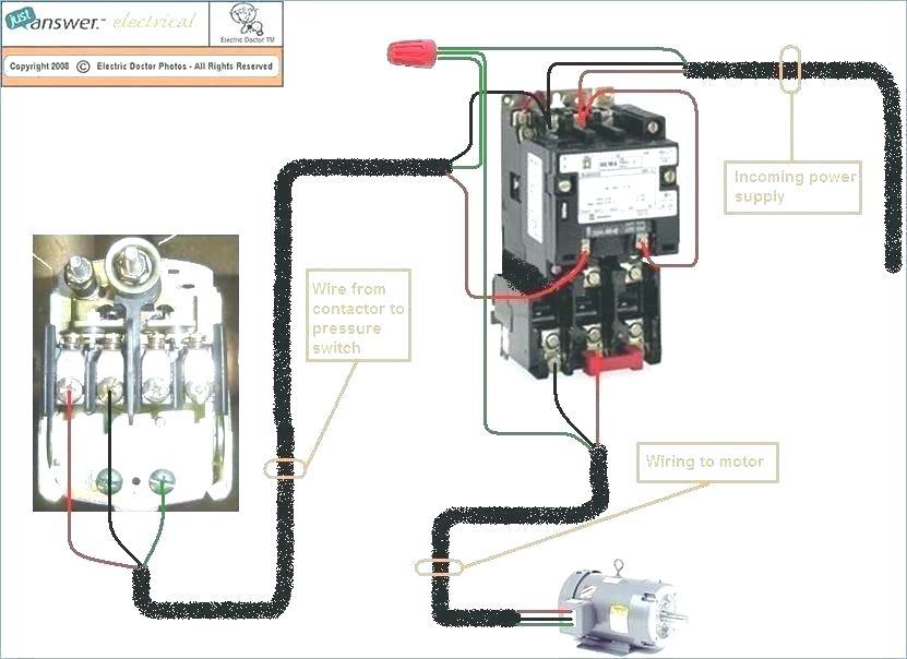 Ef 3745  Square D Motor Starter Wiring Diagram Phase 3