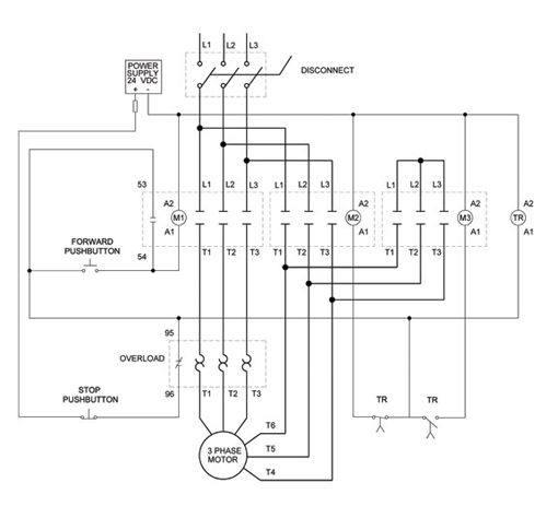 Excellent 3 Phase Motor Wiring Diagrams Non Stop Engineering Electronic In Wiring Cloud Rometaidewilluminateatxorg