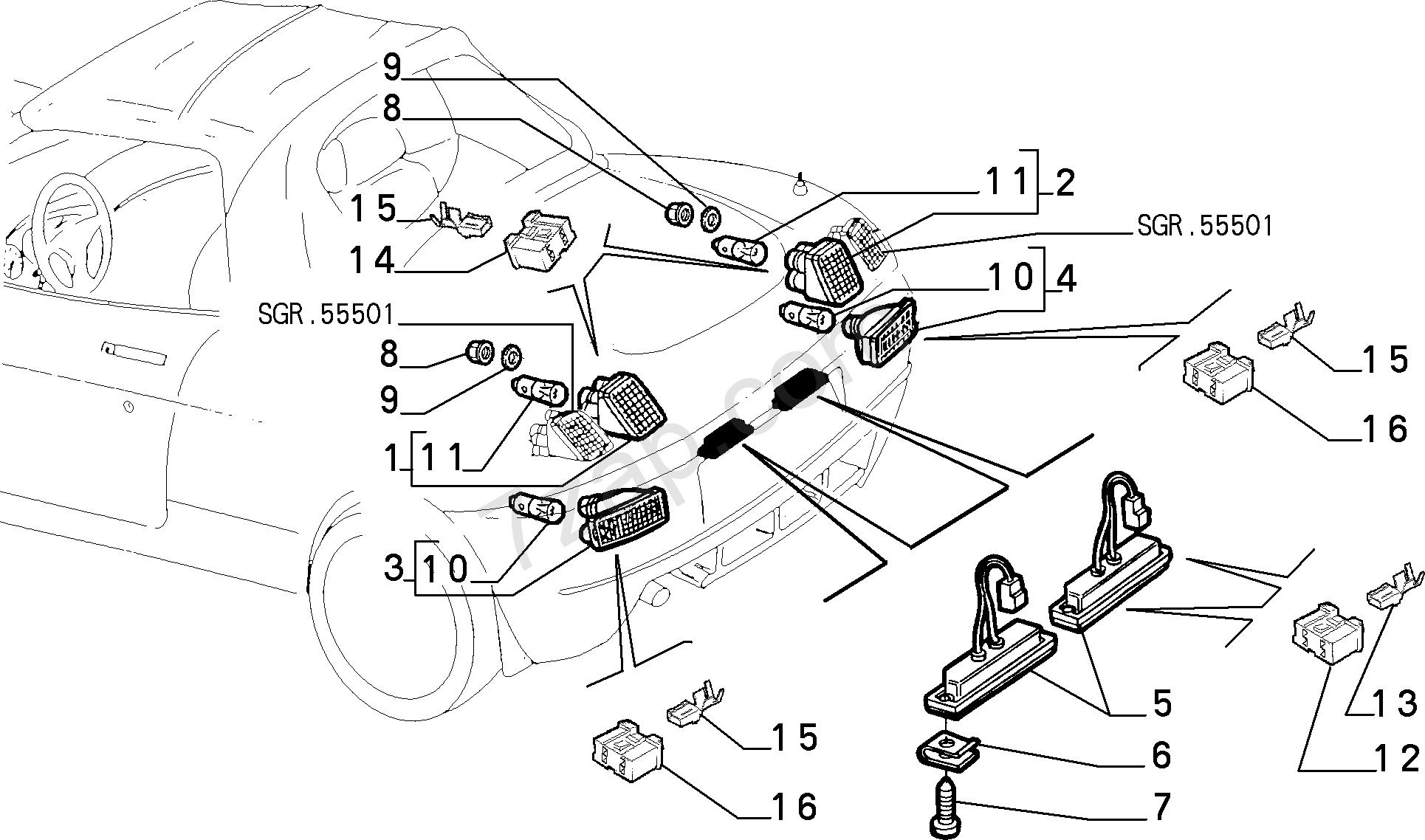 Miraculous Wrg 1178 Fiat Barchetta Wiring Diagram Wiring Cloud Licukaidewilluminateatxorg
