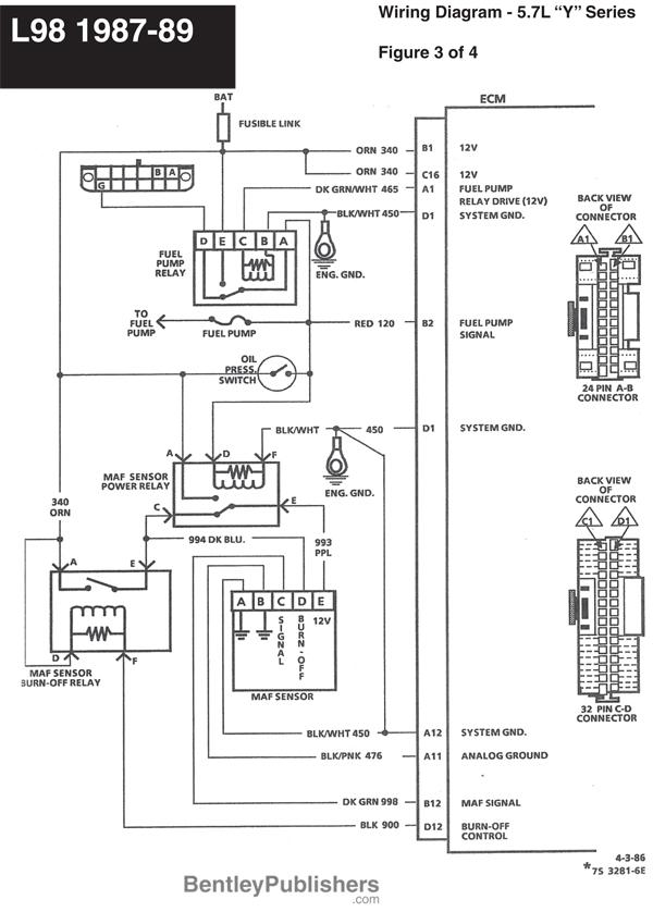 1987 Corvette Engine Wiring Diagram