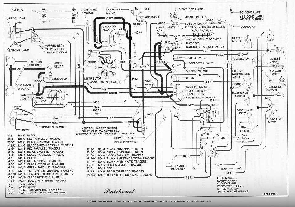 Fine 1952 Buick Wiring Diagram Wiring Diagram Wiring Cloud Biosomenaidewilluminateatxorg