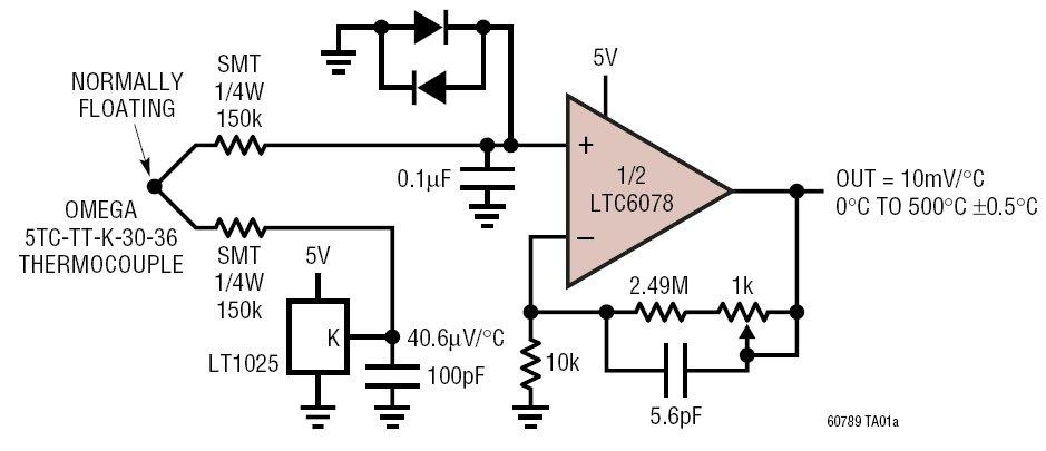 k type thermocouple circuit diagram dm 9327  thermocouple amplifier circuit diagram tradeoficcom free  thermocouple amplifier circuit diagram