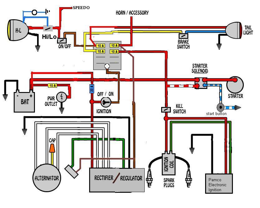 ZK_6353] Tail Light Wiring Free DiagramOsuri Emba Mohammedshrine Librar Wiring 101
