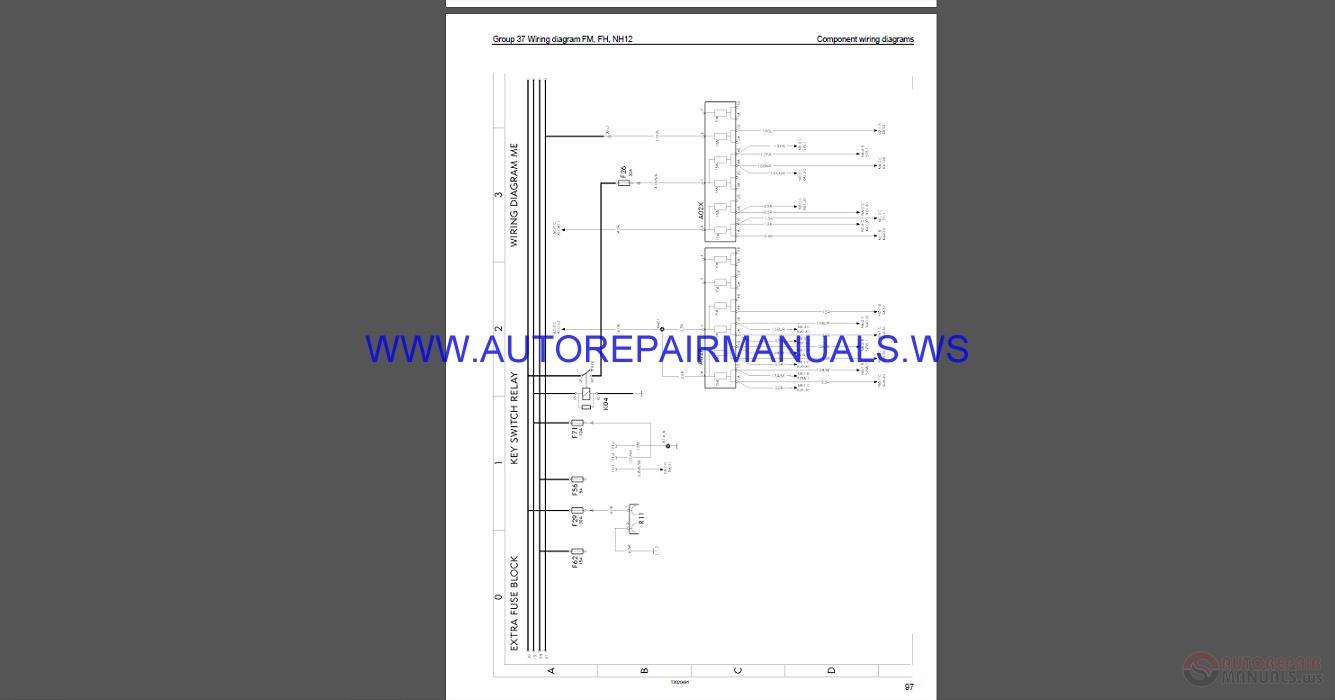 Gx 2700  Volvo Fh12 Wiring Diagram Wiring Diagram