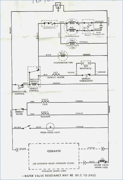 North Lake Ref Freezer Wiring Diagram