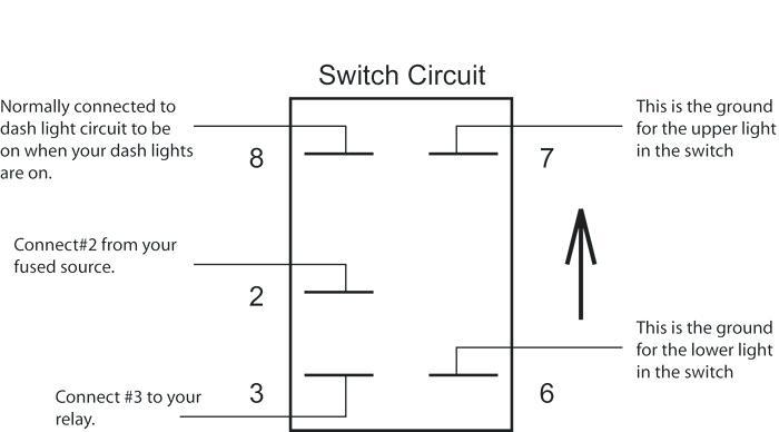 contura rocker switch wiring diagram  ssr 49cc basham