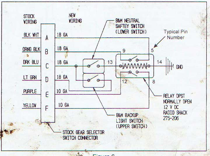 Quicksilver Shifter Wiring Diagram