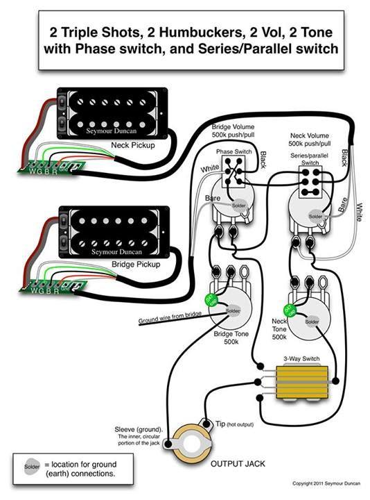 Seymour Duncan Jbj Wiring Diagram