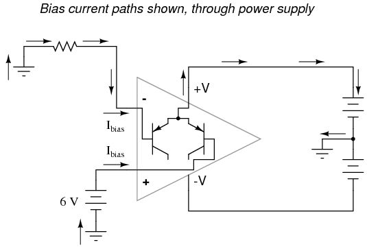 Phenomenal Op Amp Practical Considerations Operational Amplifiers Wiring Cloud Uslyletkolfr09Org