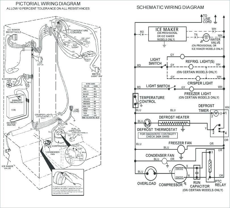 Peachy Ge Refrigerator Manual Diagram Fine Electrical Wiring Diagram Ice Wiring Cloud Grayisramohammedshrineorg