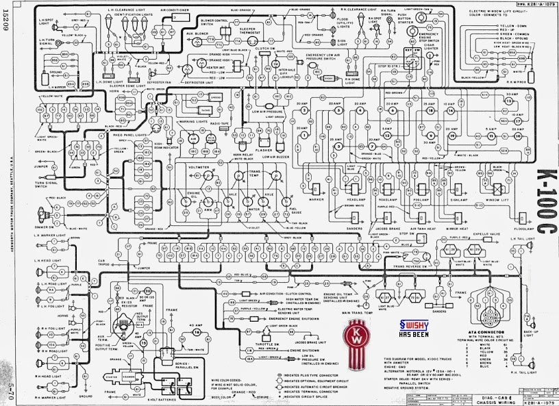 Free Kenworth Wiring Diagrams