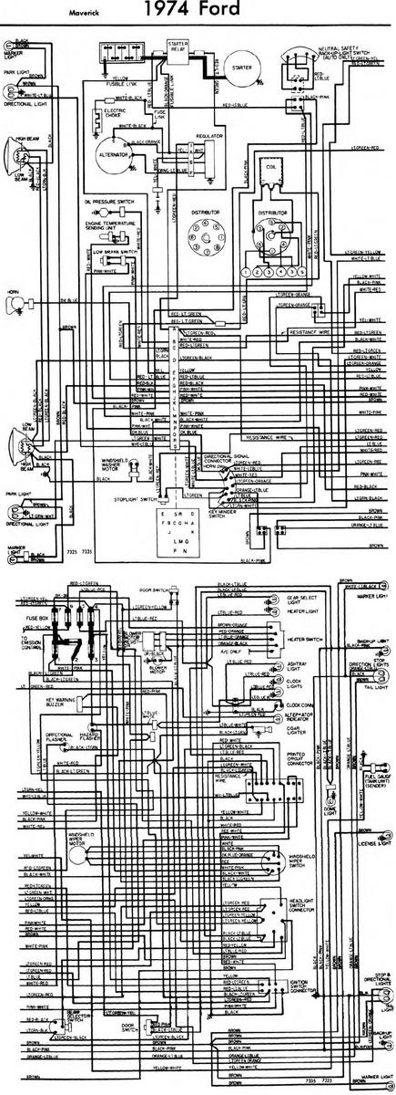 Swell 1976 Ford Maverick Wiring Diagram Wiring Diagram Tutorial Wiring Cloud Waroletkolfr09Org