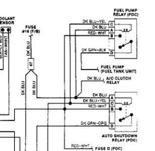 Ge 9854 1992 Dakota Wiring Diagram Wiring Diagram
