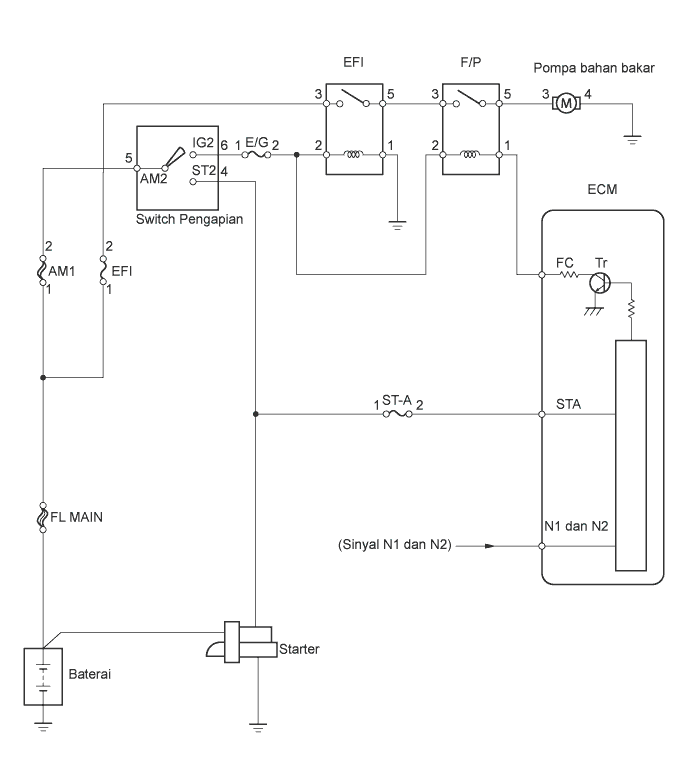 Vs 2302  Wiring Diagram Efi Avanza Wiring Diagram