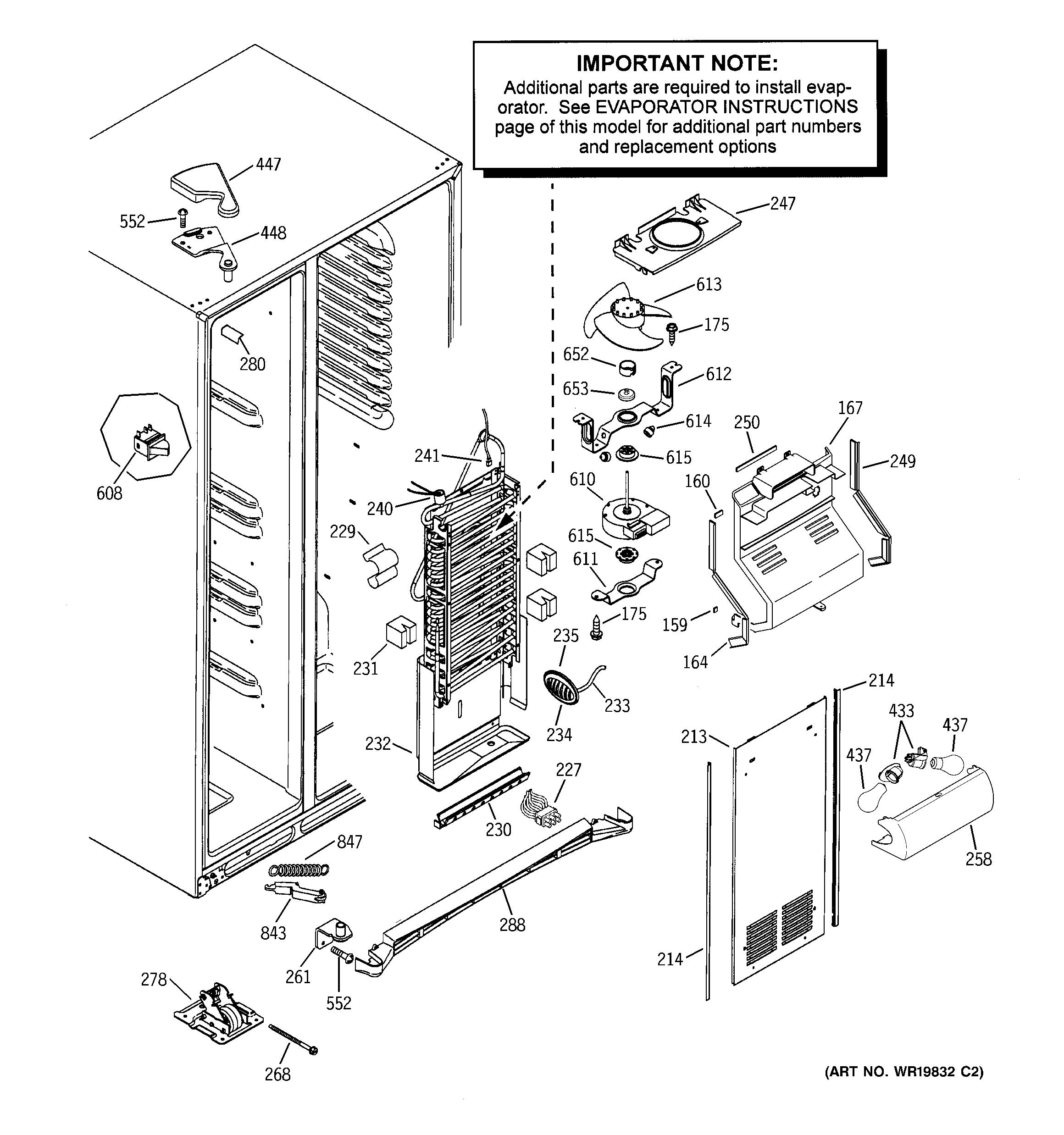 Excellent Ge Refrigerator Wiring Diagram Free Picture Wiring Diagram Schematic Wiring Cloud Inklaidewilluminateatxorg