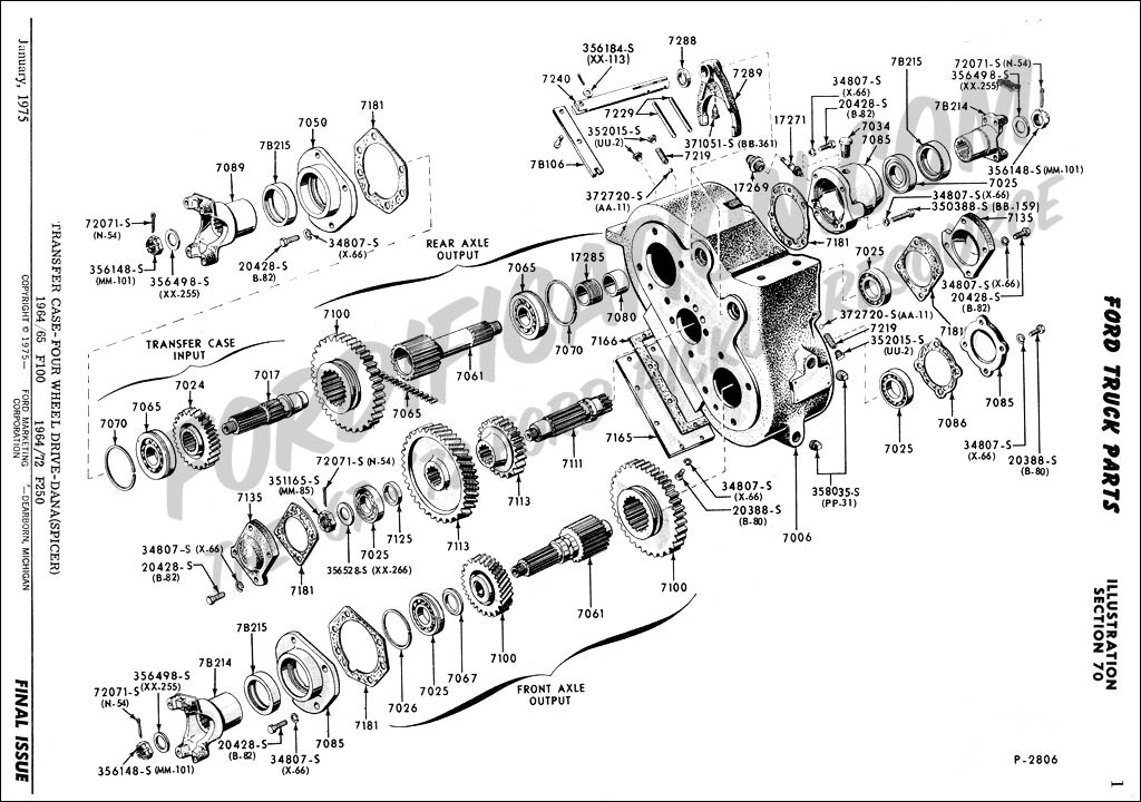 Marvelous Ford Truck Technical Drawings And Schematics Section G Wiring Cloud Hisonepsysticxongrecoveryedborg