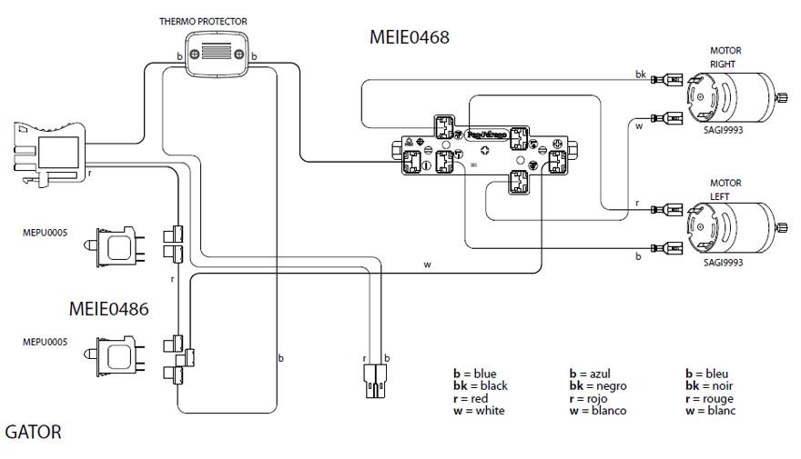 power wheels 6v wiring diagram online  misstrawicks.com