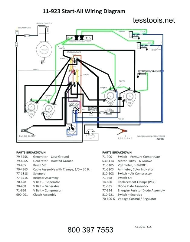 Powermate Regulator Wiring Diagram