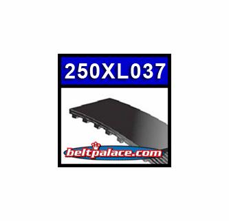 D/&D PowerDrive 250XL037 Timing Belt