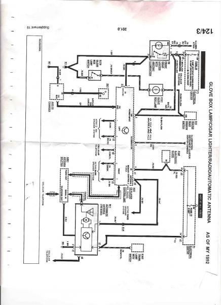 Prime 93 300E Need Help W Wiring Diagram For Radio Mbworld Org Forums Wiring Cloud Picalendutblikvittorg