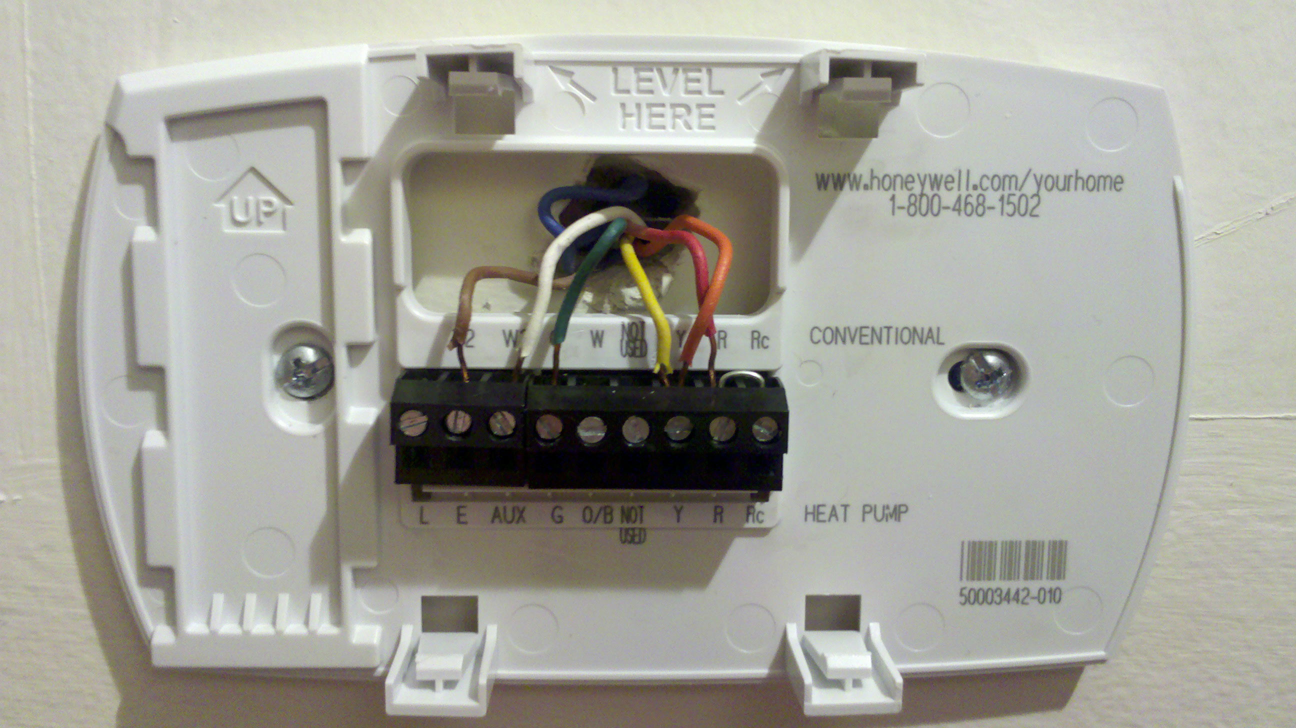 Az 3894 Honeywell Pro 4000 Thermostat Wiring Diagram Get Free Image About Wiring Diagram