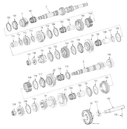 saturn transmission parts diagram hc 4461  toyota transmission parts diagram  hc 4461  toyota transmission parts diagram