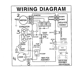 VD_7938] Friedrich Window Unit Wiring Diagram Download DiagramDrosi Atolo Inrebe Mohammedshrine Librar Wiring 101
