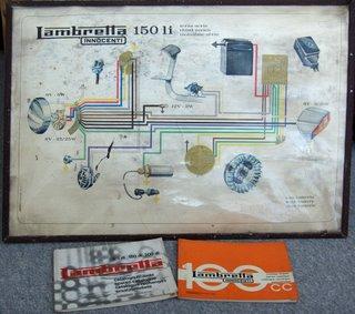 Excellent Lambretta Wiring Diagram Basic Electronics Wiring Diagram Wiring Cloud Rineaidewilluminateatxorg