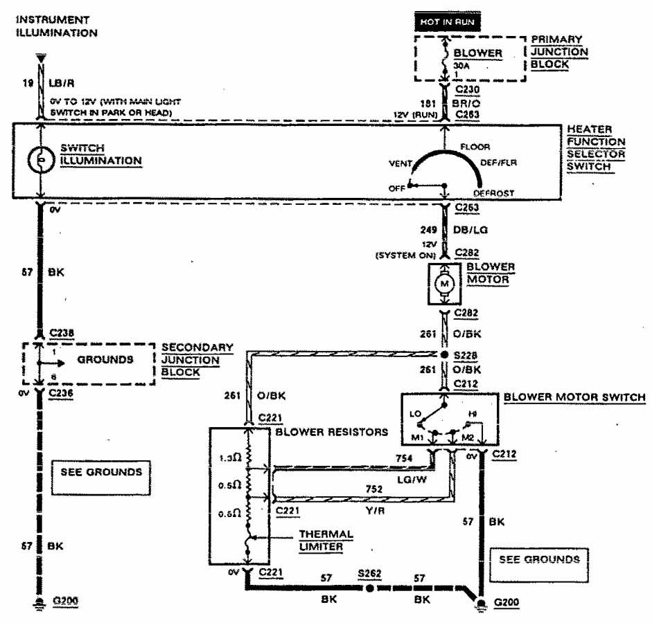 1999 Mercury Cougar Radio Wiring Kawasaki Klr Wiring Diagram For Wiring Diagram Schematics
